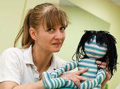 Мягкая кукла l Реабилитационный центр Эвексия