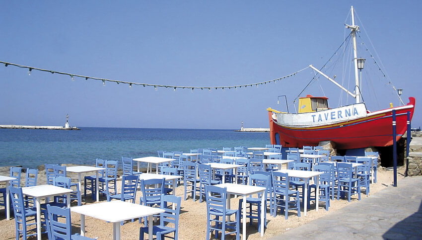 Кафе на берегу l Медицинский и оздоровительный туризм - Evexia