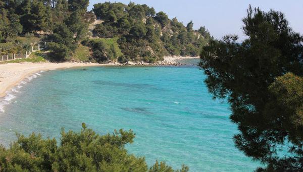Дикие пляжи Греции l Медицинский туризм в Греции