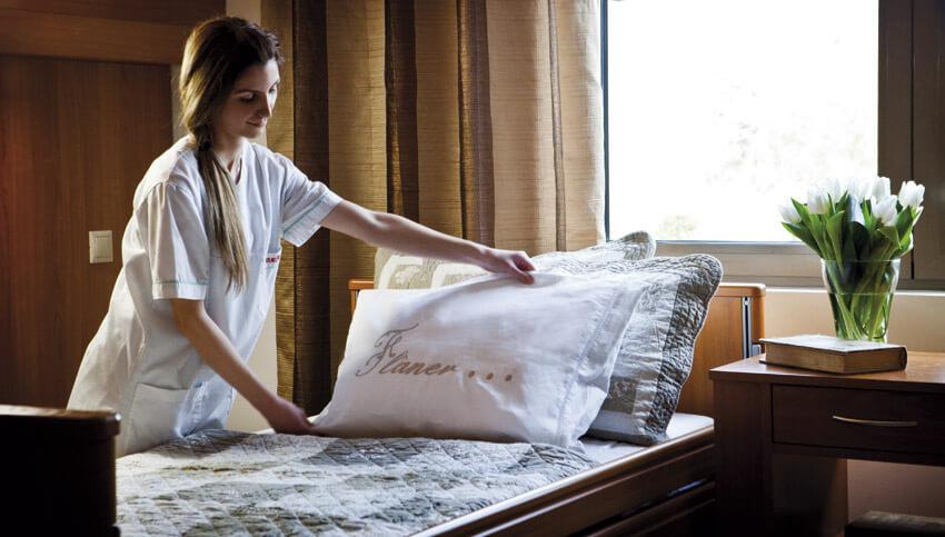 Просторные кровати l Медицинский и оздоровительный туризм - Evexia
