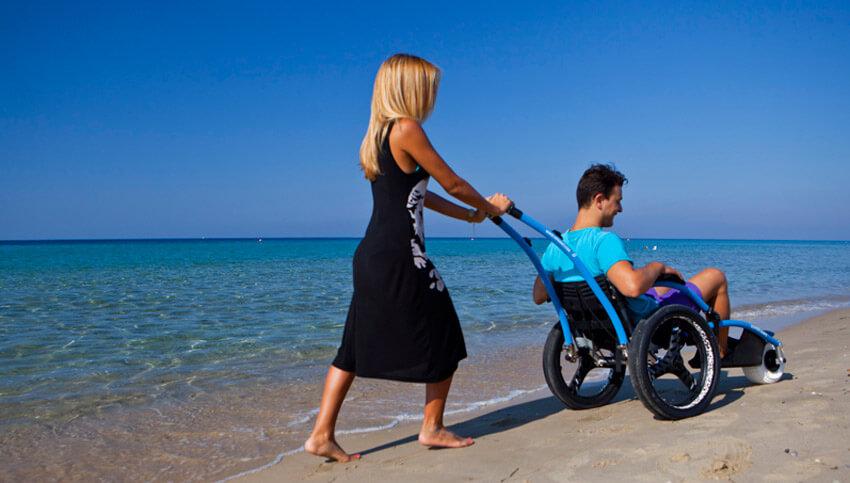 Медицинские туры в Европе l Реабилитация для людей инвалидов в Греции