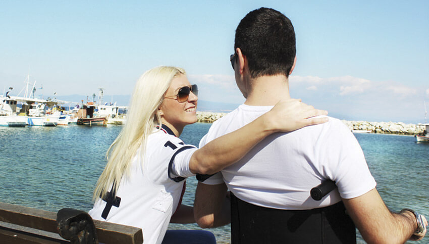 Медицинский туризм на берегу моря в Греции