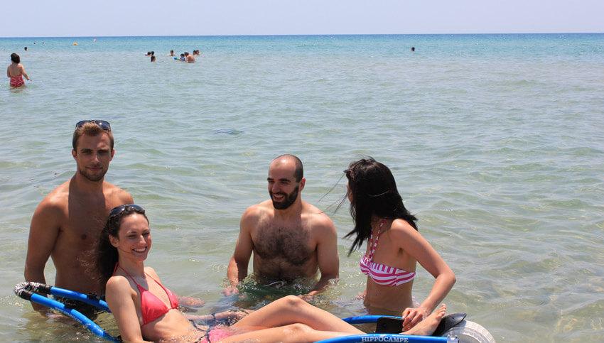 Отдых в море для людей с ограниченными возможностями l Медицинские туры в Грецию