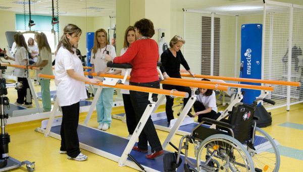 Востановление хождения l Физиотерапия l Медицинский центр Эвексия