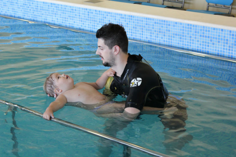 Реабилитация детей при ДЦП