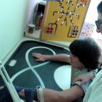 Реабилитация маленького пациента с миопатией в центре восстановительного лечения Эвексия